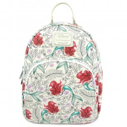 Funko Loungefly The Little Mermaid Ariel Sketch Mini Backpack