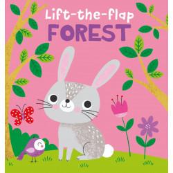نورث باريد للنشر - الكتاب الصغير - كتابي للحيوانات - الغابة