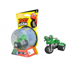 Tomy Ricky Zoom Core 4 Scootio Whizzbang Toy Scooter 3-inch Action Figure, Green