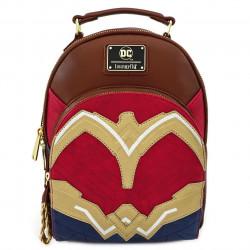 Funko Loungefly Wonder Woman Cosplay Mini Backpack