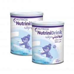 Nutrinidrink Neutral Powder Milk X2 Packs
