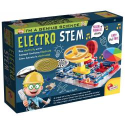 Lisciani I'm A Genius - Electricity Laboratory Bilingual Version