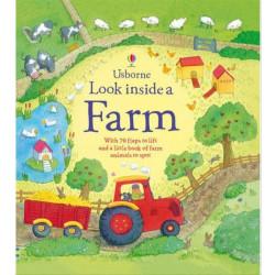 Usborne - Look Inside a Farm
