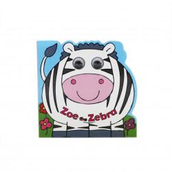 North Parade publishing - Zoe the Zebra