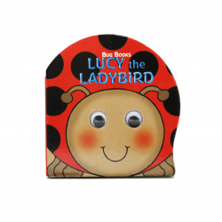 North Parade publishing  - Bug Book Stories - Lucy The Ladybird