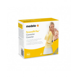 Medela PersonalFit Flex Connector (Pack of 2)