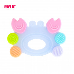 Farlin Silicone Teether – Aquarium