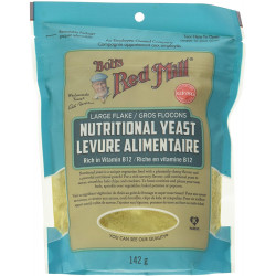 Bob's Red Mill, Large Nutritional Yeast Flakes, Gluten Free, 5 Oz (142 G)