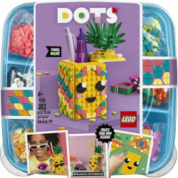 Lego Pineapple Pencil Holder Building Set