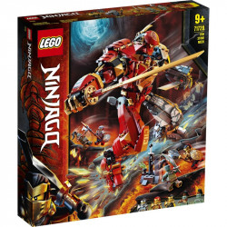 Lego Ninjago Fire Stone Mech Toy, Ninja Action Figure 71720