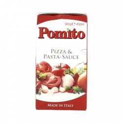 Pomi Pizza & Pasta-Sauce - 500 g