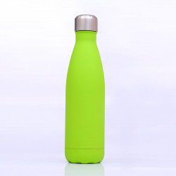 Genioworld Thermos Water Bottle 500ml - Green