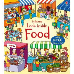 Usborne - Look Inside a Food