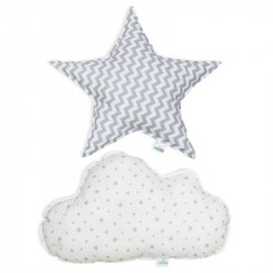 Funna Baby Pillow Set Decorative Paloma