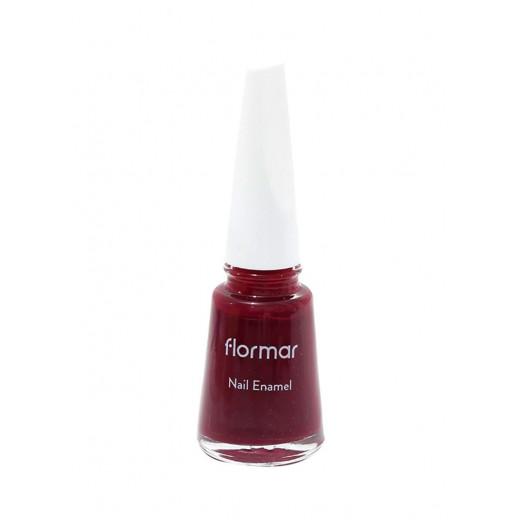 Flormar Polish Nail Enamel 075Baroque Bordeaux