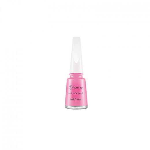 Flormar Polish Nail Enamel 077 Light Pink