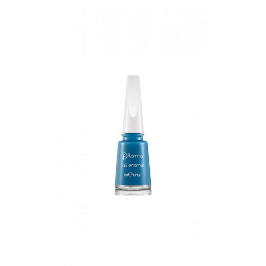 Flormar Nail Enamel 450 Blue Industry 11ml