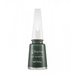 Flormar Nail Enamel 453 Khaki Green 11ml