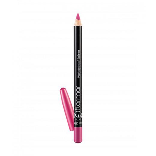 Flormar - Waterproof Lipliner Pencil 216  Soft Pink
