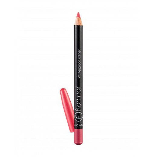 Flormar - Waterproof Lipliner Pencil 219 Rose Wood