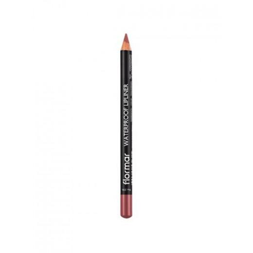 Flormar - Waterproof Lipliner Pencil 236 Nut Cookie