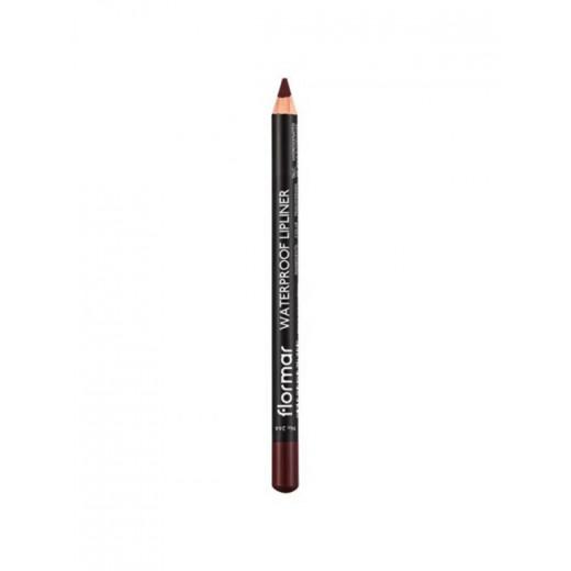 Flormar - Waterproof Lipliner Pencil 244 Chocolate Fondue