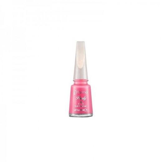 Flormar - Nail Enamel Pearly Pl121 Floral Pink