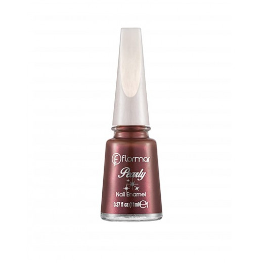 Flormar - Pearly Nail Enamel PL414 Chameleon Red