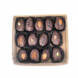 Dream Dates Filled with Yummy Peanut & Almond Butter , 0.5 kg
