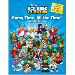 Club Penguin : party Time All The Time