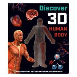 اكتشف جسم الإنسان ثلاثي الأبعاد