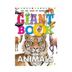 The Big Book Of Knowledge - Giant Book, Animals, English Version