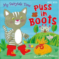 Miles Kelly, Fairytale Time Puss In Boots