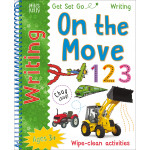 Miles Kelly - Get Set Go Writing: On the Move