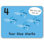 Miles Kelly - Lots To Spot Flashcards: Animals!