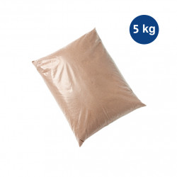 Natural Colour Silica Sand, Soft Grain,  5 kg