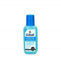 أسيتون للأظافر الحساسة أزرق من جولسا ، 80 مل