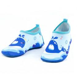 Aqua Shoes, Wave Whale Blue, 24-25 EUR