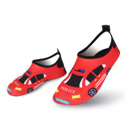 أحذية مائية ، سيارة حمراء، قياس 34-35