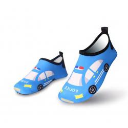 أحذية مائية ، سيارة زرقاء، قياس 34-35