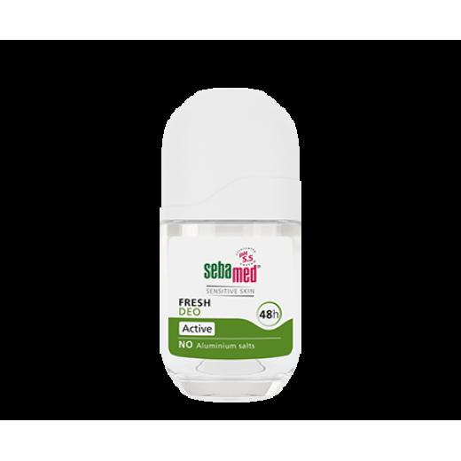 Sebamed Deodorant Fresh Roll-On-Active