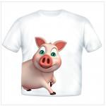 بلوزة صديق الخنزير من جست اد اي كد ، 2 سنة