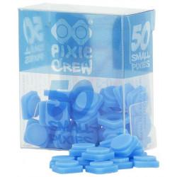 كيس قطع سيليكون صغير., 50 قطعة باللون الأزرق من يسكسي كرو