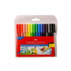 Faber Castell Connector Pen 15 Colors