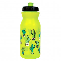 Cool Gear Vip Back Bottle with Freeze Stick, Green, 650ml