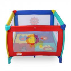 سرير ألعاب للأطفال متعدد الوظائف قابل للطي سرير كارتون للأطفال