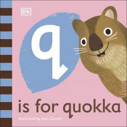 ( Q - لحيوان الكوكا ) -كتاب من كتب دي كي للنشر