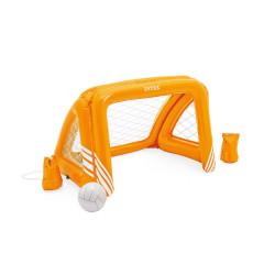 مرمى الكرة للعب بالماء ألقابل للنفخ باللون البرتقالي من انتيكس