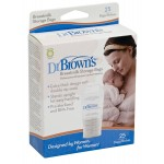 Dr. Brown's Breast Milk Storage Bag 25 Pieces